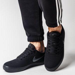 Nike SB check Solarsoft Canvas skateboard sneakers
